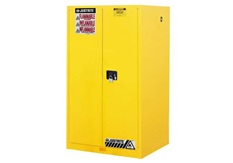 Safety Storage Cabinets & Cans