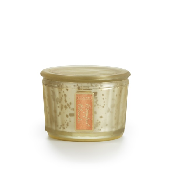 Illume Grapefruit Oleander Demi Lustre Jar Illume Candles