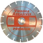 Small Diameter Blades for Dry Cutting - Premium Segmented