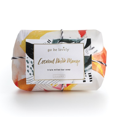 Coconut Milk Mango Large Bar Soap