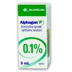 Alphagan-P 0.15%, 5mL