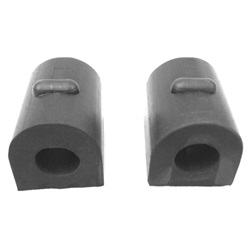 Front stabilizer bushing