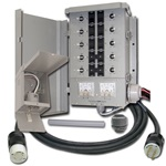 Manual Generator Transfer Switch