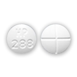 Acetazolamide Tablets, 250mg