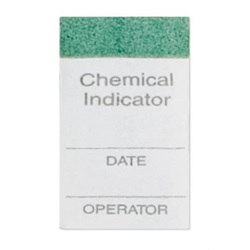 Chemical indicator label