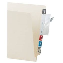 Label/File Folder Protectors