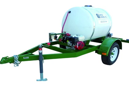 200 Gallon Spray Trailer