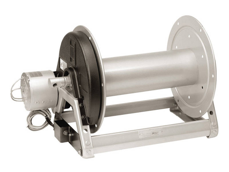 Cci hannay electric hose reel left engine with pin lock for Hannay hose reel motor