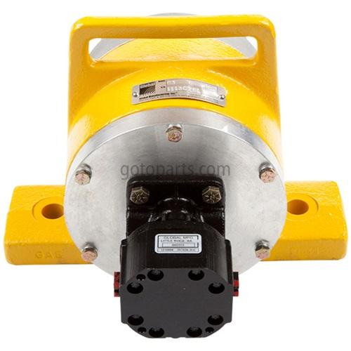hydralic motor vibrator
