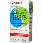 Natural Balance Tear Drops 0.4%, 15mL