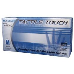 Tactile Touch Exam Gloves