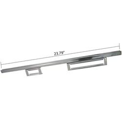Steel sash channel