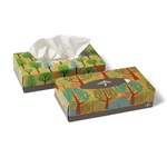 "Facial Tissue, Medline - 8"" X 7.5"", 90 Per Box"