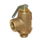 Safety Relief Valves for Water Boilers