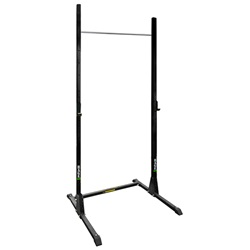 RAGE SQUAT RACK WITH PULL-UP BAR