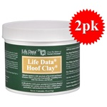 35 oz 2 pk case - Life Data ® Hoof Clay
