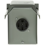 U054P Outdoor Power Outlet