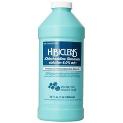 Surgical Scrub - Hibiclens, 32oz. Bottle