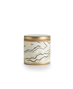 Woodfire Mini Tin Candle