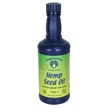 Hemp Oil 16 fl oz. Organic