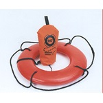 Ring Buoy with Rope Bag