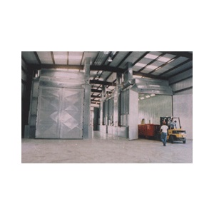AFC Finishing Systems Industrial Spray Booths