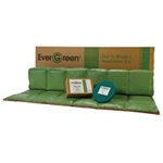 2SQ-EVERGREEN® (GREEN) CUT'N WRAP