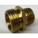 Brass Male Garden Hose Thread x MPT - Various Sizes