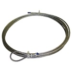 "1/4"" Winch Cable 19' Long"