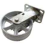 "Swivel 6"" x 2"" Semi Steel Caster"