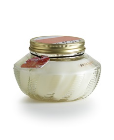 Grapefruit Oleander Glass Jar Soy Candle