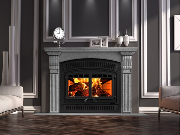 VENTIS® ZERO CLEARANCE WOOD FIREPLACE HE350