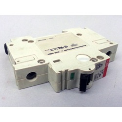 1 Pole Din Rail Mount Circuit Breaker 1.6 Amp 277v