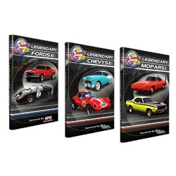 My Classic Car Specialty DVDs