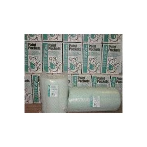 Paint Pockets® Green Blanket