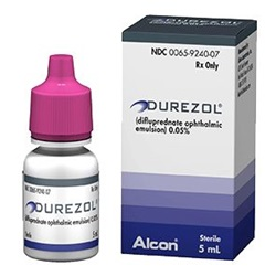 Durezol Drops 0.05%, 5mL