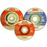 Depressed Center Grinding Wheels - Reinforced Type 27 - Concrete