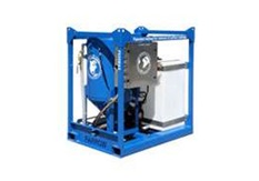Wet Blasting Equipment