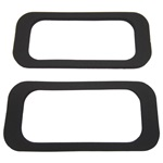 Fog light gasket