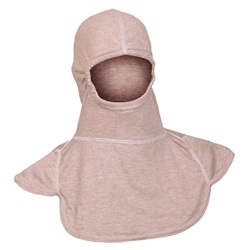 Majestic PAC III Firefighting Hood, PBI, Tan