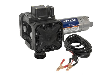 12V Sotera Diaphragm Pump