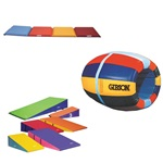 Mats, Shapes, and Blocks