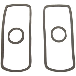Taillight lens gasket kit