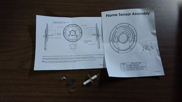 Parts To Your Door - Flame Sensor KIT