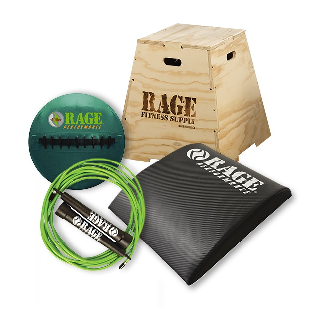 RAGE Home Gym Kits