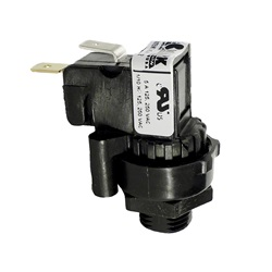 AIR SWITCH: 3AMP SPNO MOMENTARY