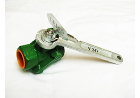 "1 - 1/4"" Ratchet Valve"