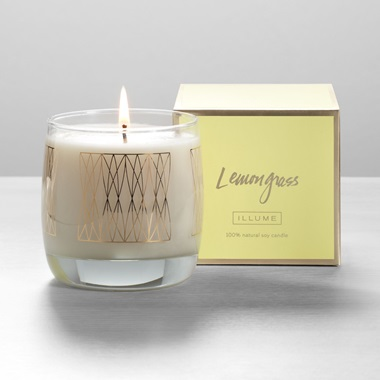 Lemongrass Essential Boxed Glass