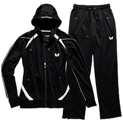 Kido Tracksuit Lady - Black