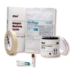 Biological Indicator Test Pack 3M attest